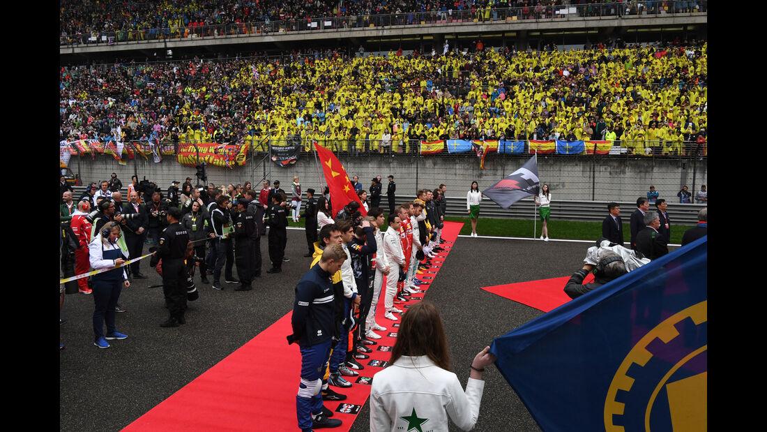 Impressionen - GP China 2017 - Shanghai - Rennen