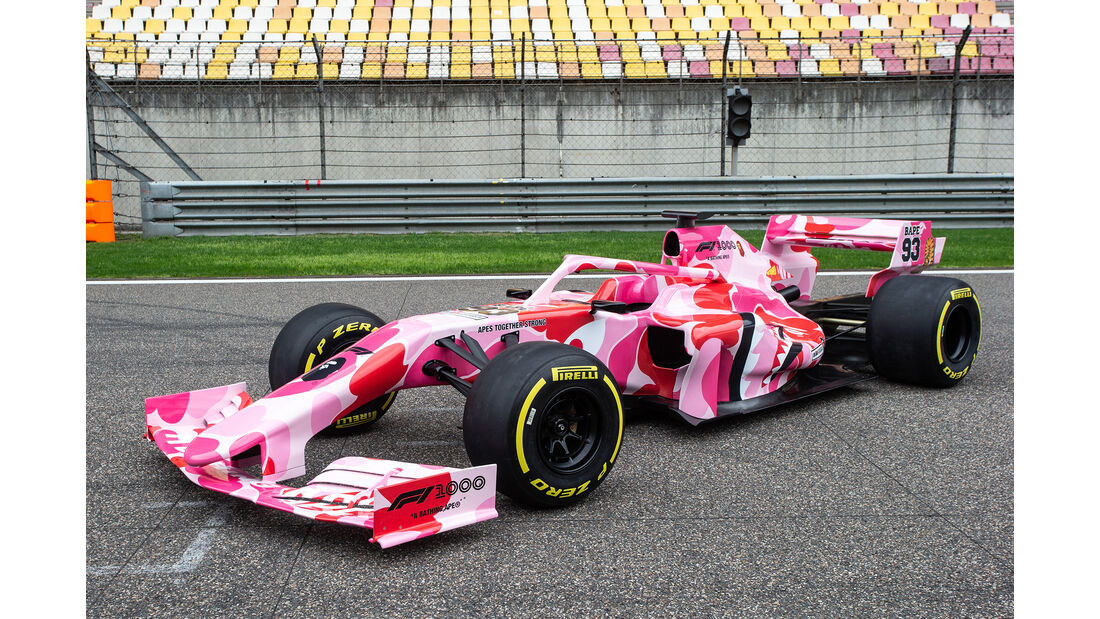 Impressionen - GP China 2019 - Shanghai