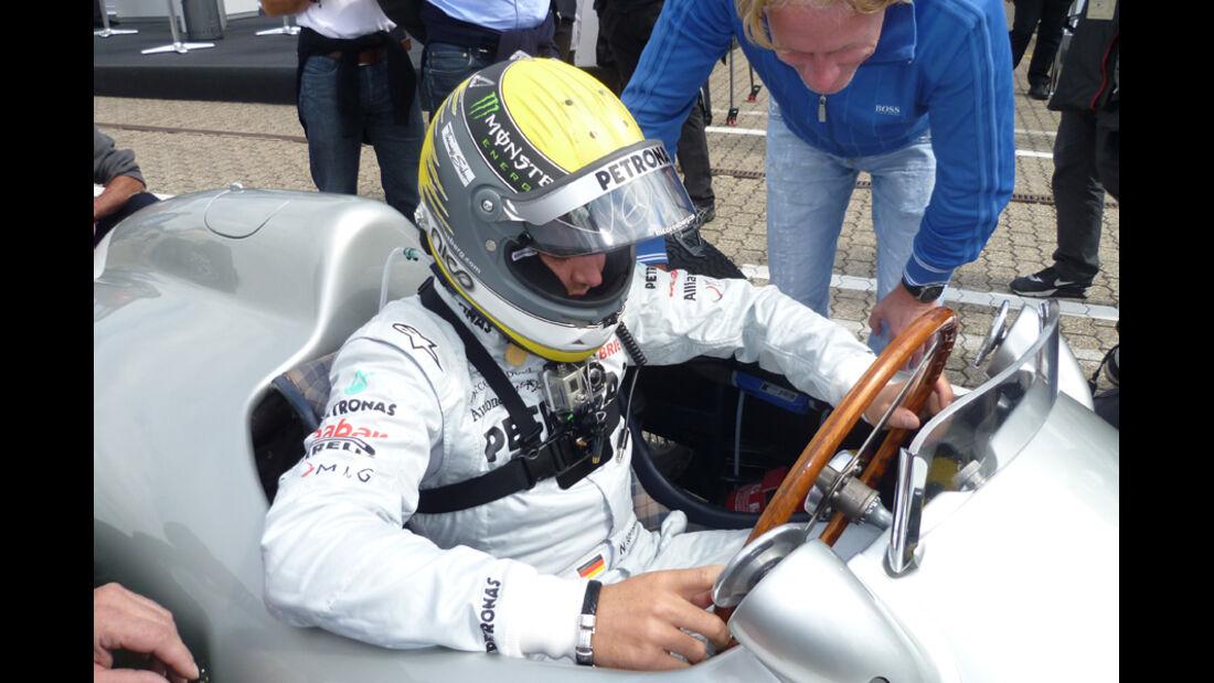 Impressionen - GP Deutschland 2011 Nürburgring