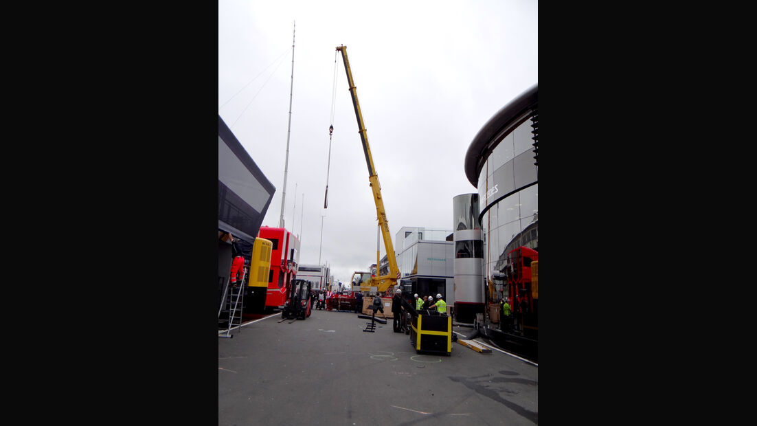 Impressionen - GP Deutschland - Nürburgring - 3. Juli 2013