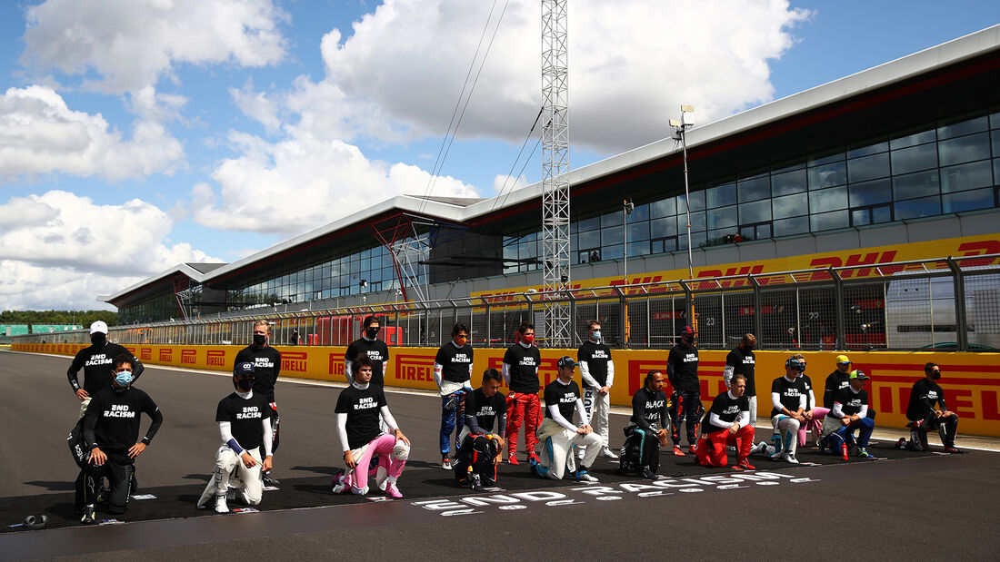 Impressionen - GP England 2020