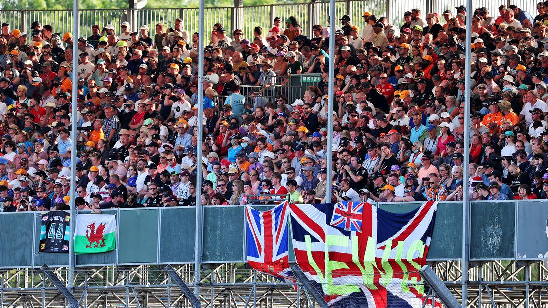 Impressionen - GP England - Silverstone  - Formel 1 - 16. Juli 2021