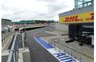 Impressionen - GP England - Silverstone - Formel 1 - Donnerstag - 7.7.2016