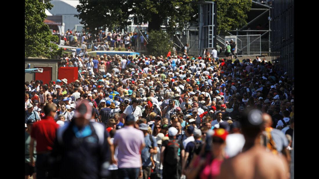 Impressionen - GP England - Silverstone - Freitag - 3.7.2015