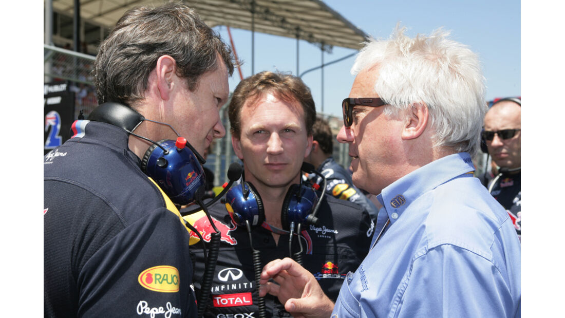 Impressionen GP Europa 2011 - Valencia