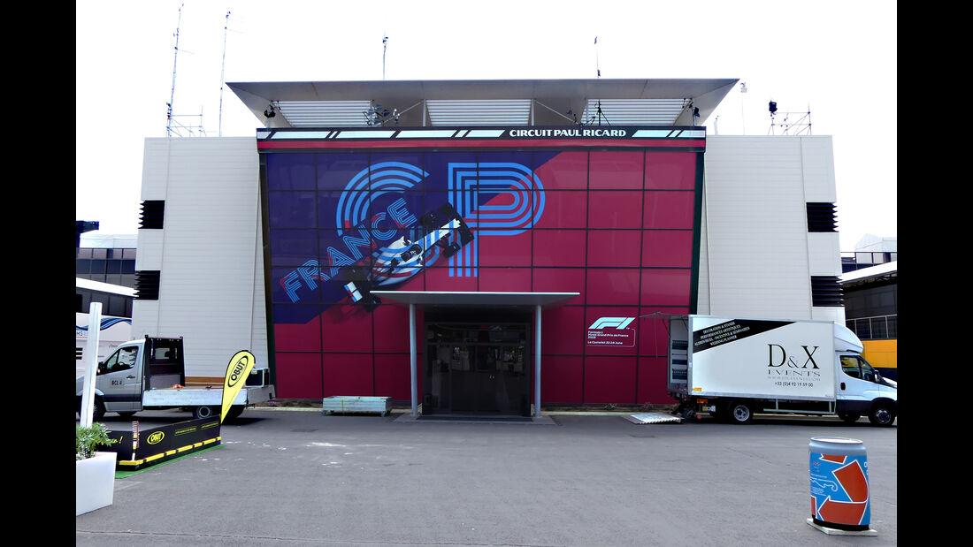 Impressionen - GP Francreich - Le Castellet - Circuit Paul Ricard - 20. Juni 2018