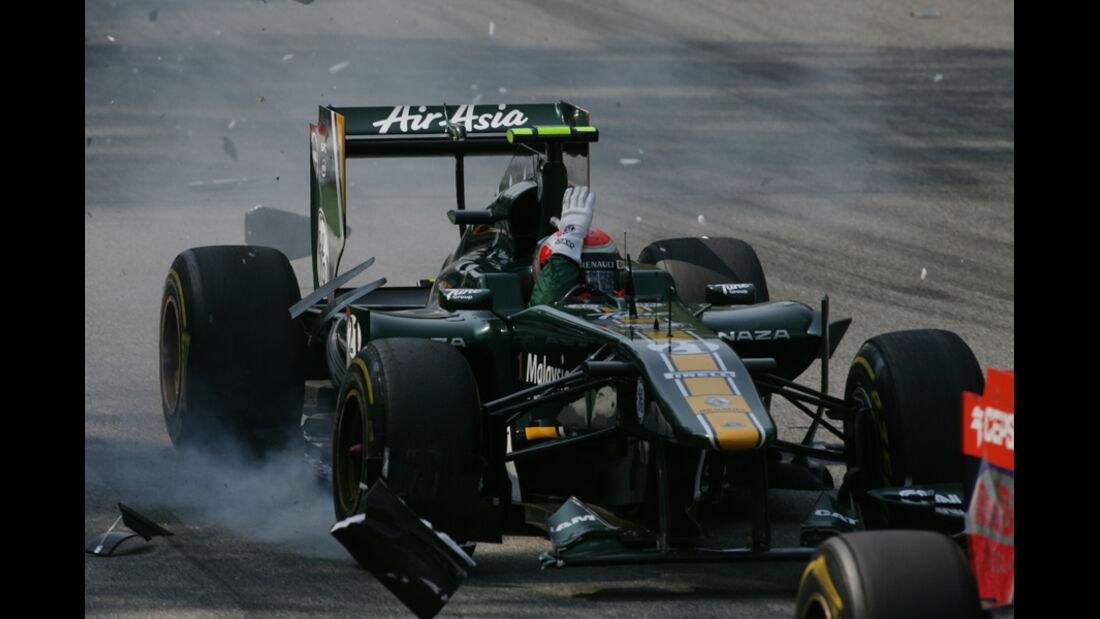 Impressionen GP Italien 2011 - Monza