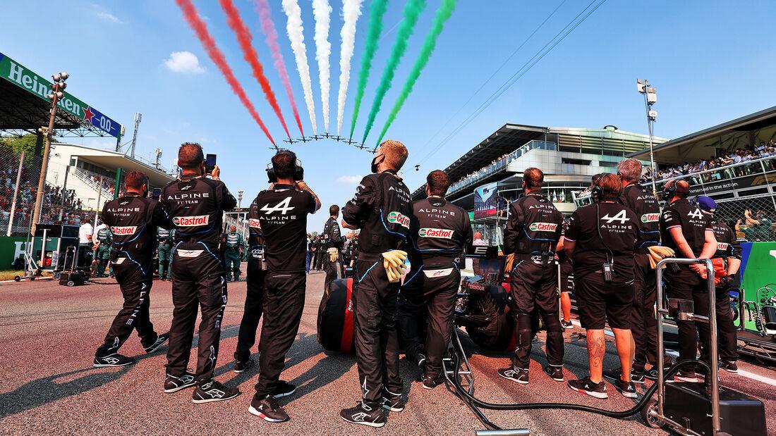 Impressionen - GP Italien - Monza - 2021