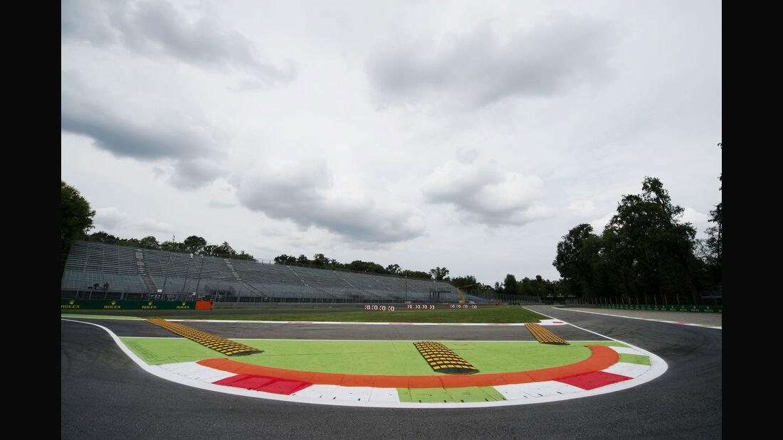 Impressionen - GP Italien - Monza - Donnerstag - 3.9.2015