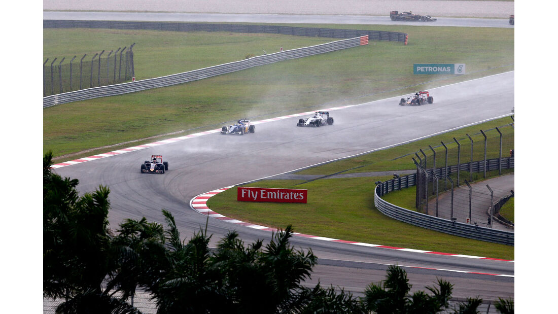 Impressionen - GP Malaysia 2015 - Formel 1