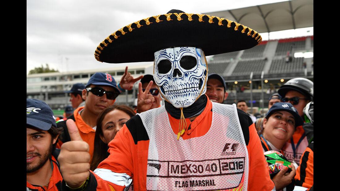 Impressionen - GP Mexiko 2016
