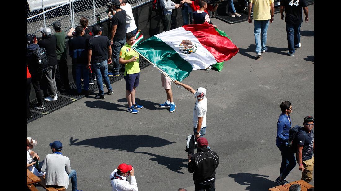 Impressionen - GP Mexiko 2017 - Qualifying