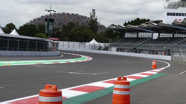 Impressionen - GP Mexiko - Formel 1 - Mittwoch - 25.10.2017