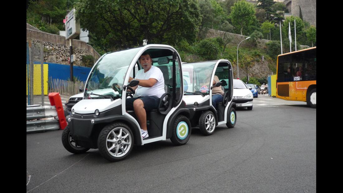 Impressionen - GP Monaco 2011