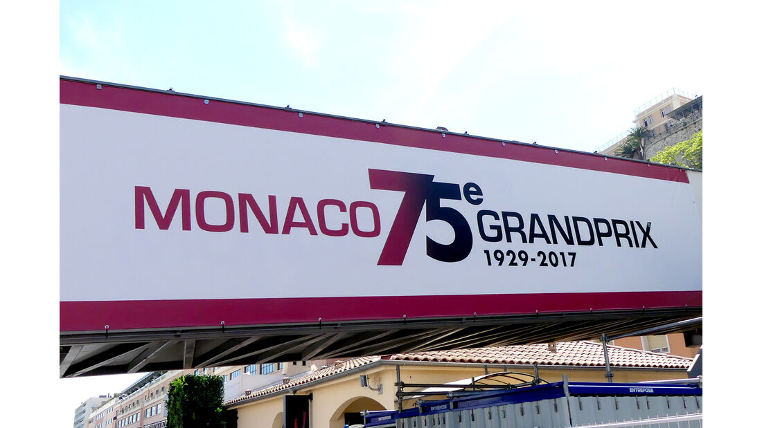 Impressionen - GP Monaco 2017