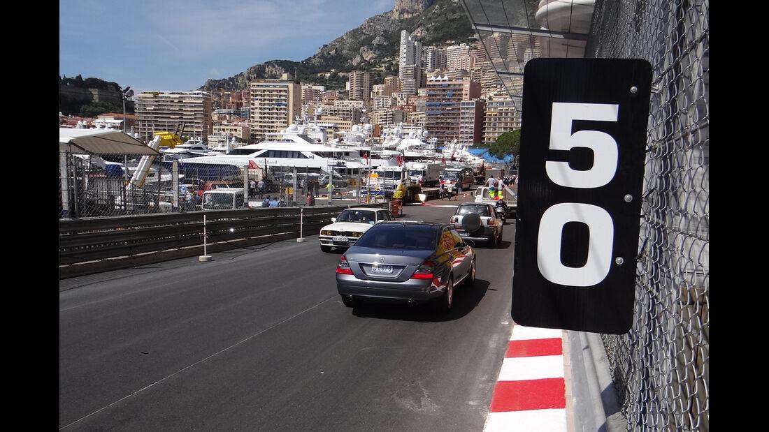 Impressionen - GP Monaco - 23. Mai 2012
