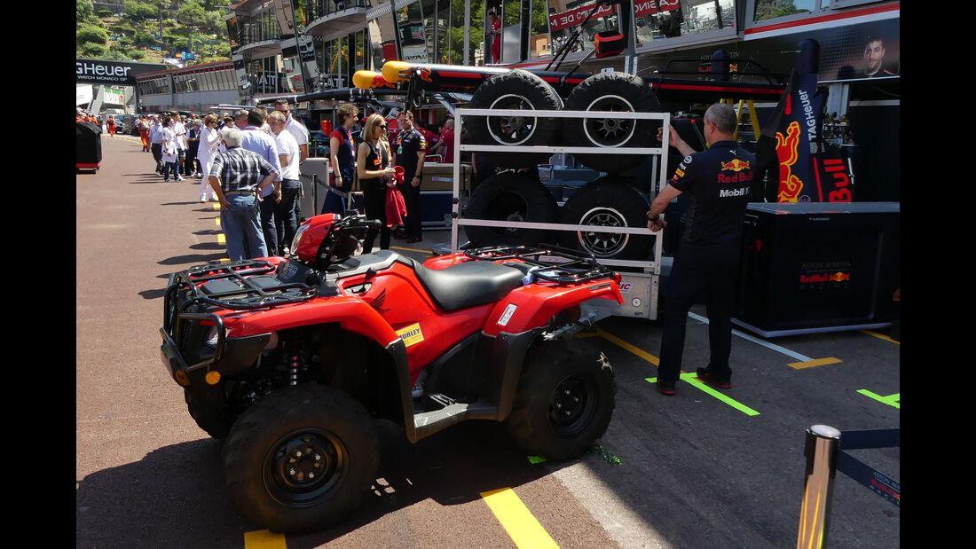 Impressionen - GP Monaco - Formel 1 - Freitag - 25.5.2018