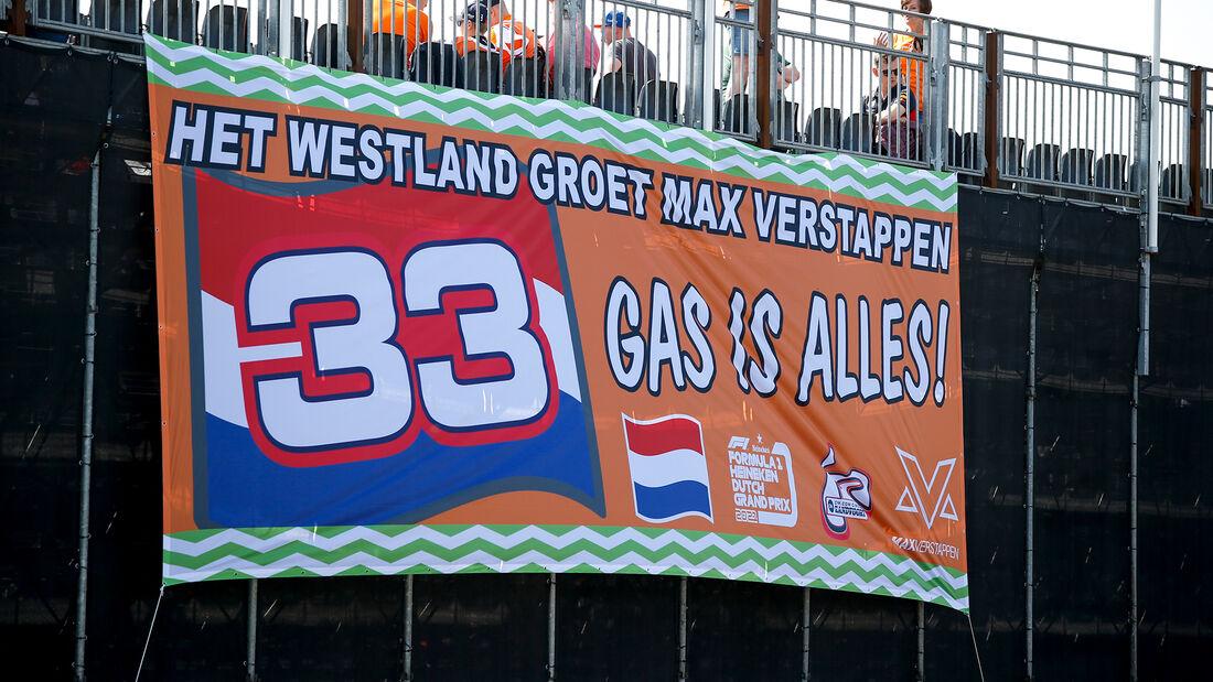 Impressionen - GP Niederlande - Zandvoort - Formel 1 - 3. September 2021