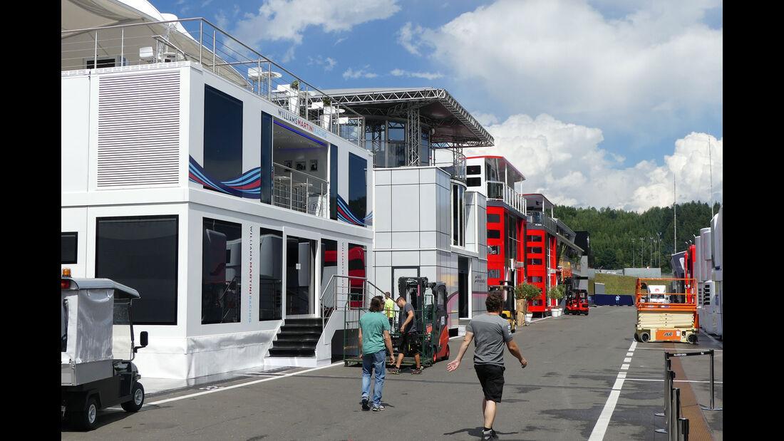 Impressionen - GP Österreich 2017 - Spielberg - Formel 1 - Mittwoch - 5.7.2017