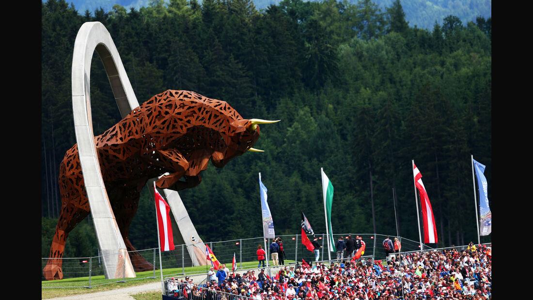 Impressionen - GP Österreich - Formel 1 - Sonntag - 21.6.2015
