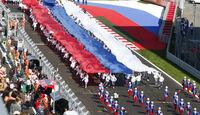 Impressionen - GP Russland 2014