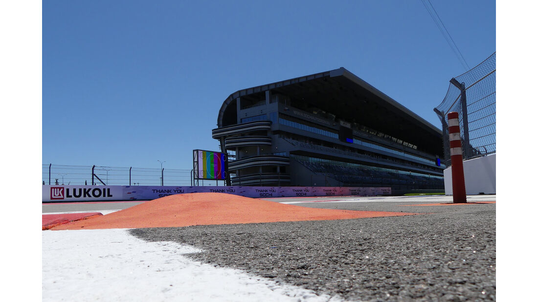 Impressionen - GP Russland - Sotschi - Formel 1 - 27. April 2017