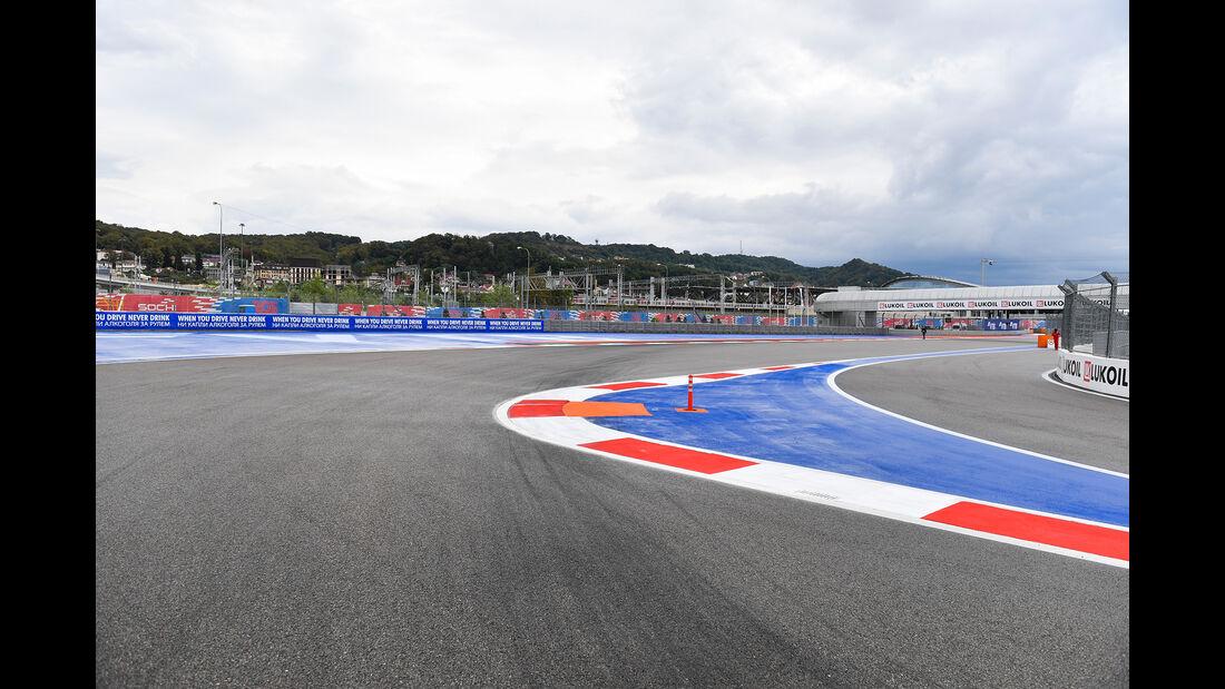 Impressionen - GP Russland - Sotschi - Formel 1 - Donnerstag - 26.9.2019
