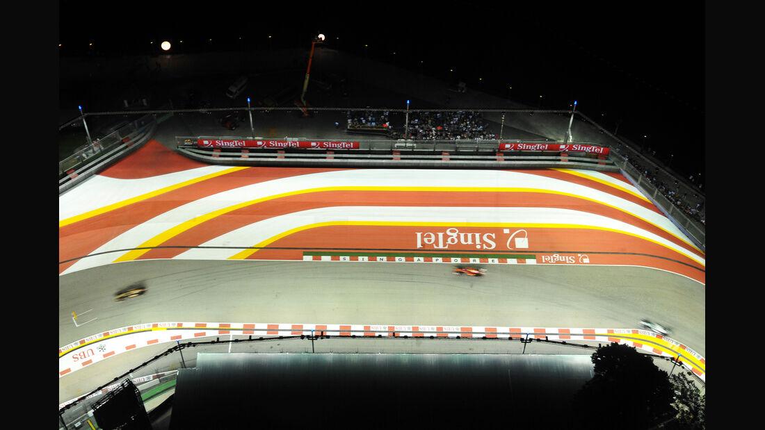 Impressionen - GP Singapur 2013