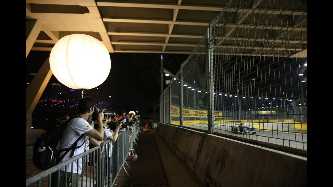 Impressionen - GP Singapur 2015
