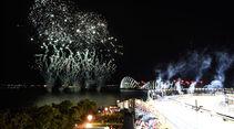 Impressionen - GP Singapur 2017 - Rennen
