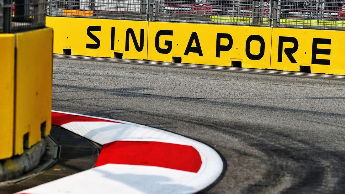 Impressionen - GP Singapur 2019