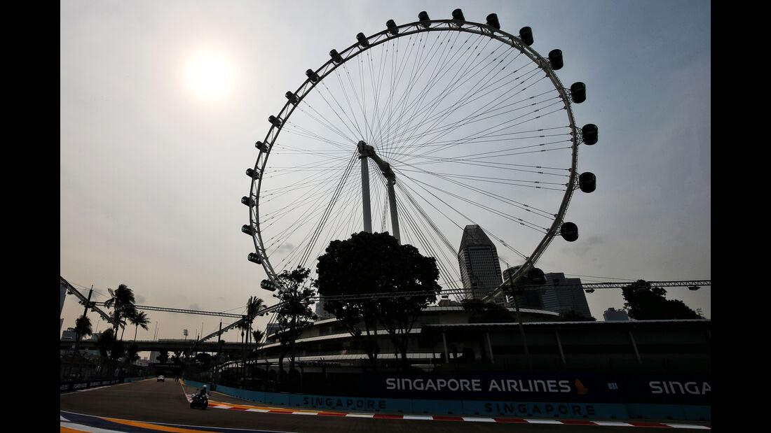Impressionen - GP Singapur - Formel 1 - Donnerstag - 19.9.2019