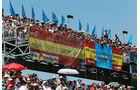 Impressionen - GP Spanien 2015 - Rennen - Sonntag - 10.5.2015