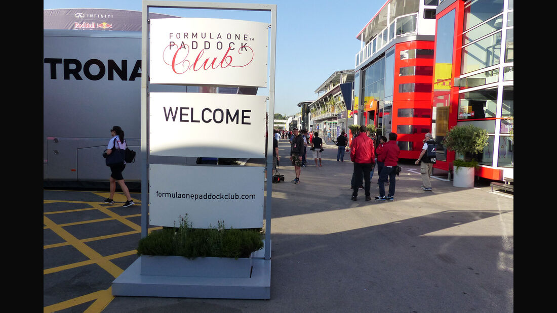 Impressionen - GP Spanien - Barcelona - Freitag - 8.5.2015