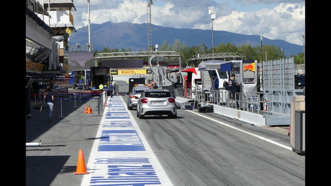Impressionen - GP Spanien - Circuit de Barcelona-Catalunya - Mittwoch - 11. Mai 2016