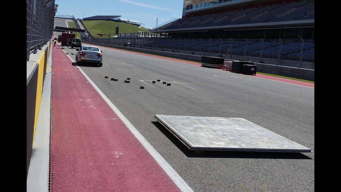 Impressionen - GP USA - Austin - Formel 1 - Mittwoch - 18.10.2017