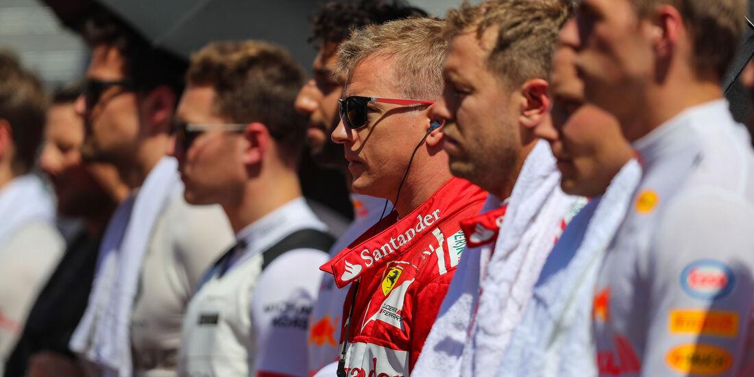 Impressionen - GP Ungarn 2017 - Budapest - Rennen