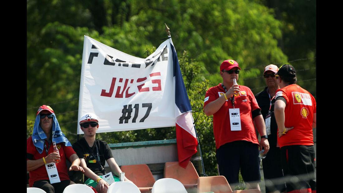 Impressionen - GP Ungarn - Budapest - Freitag - 24.7.2015