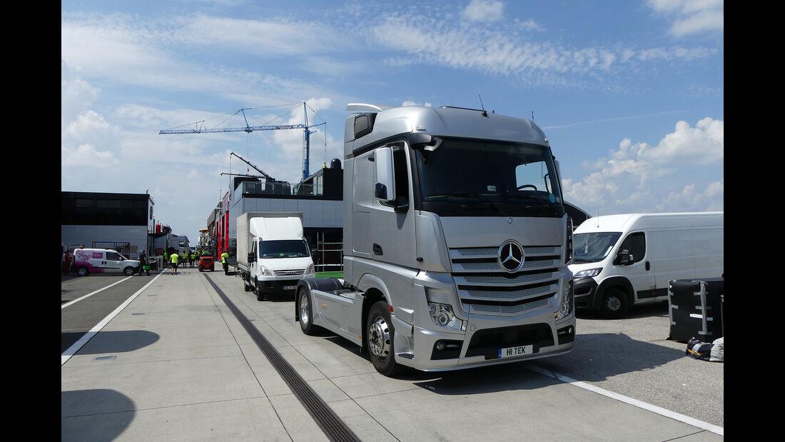 Impressionen - GP Ungarn - Budapest - Hungaroring - Mittwoch - 31.07.2019