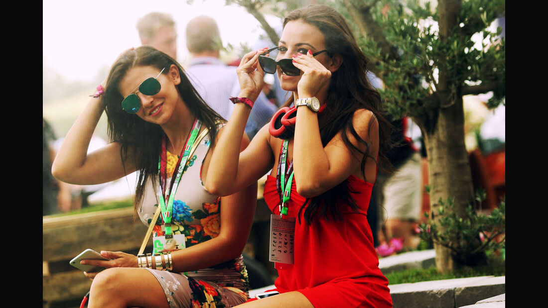 Impressionen - GP Ungarn - Budapest - Qualifying - Samstag - 25.7.2015