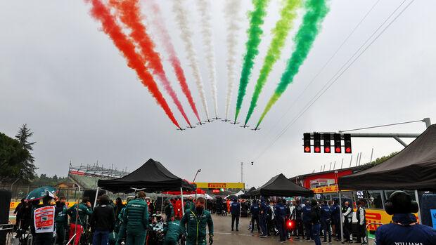 Impressionen - Imola - Formel 1 - GP Emilia Romagna - 2021