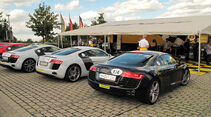Impressionen Intensivtraining Nordschleife im Audi R8