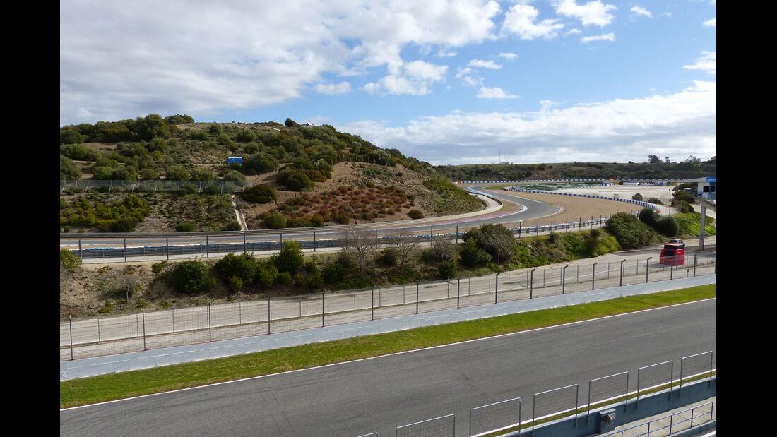 Impressionen - Jerez - Formel 1-Test - 31. Januar 2015