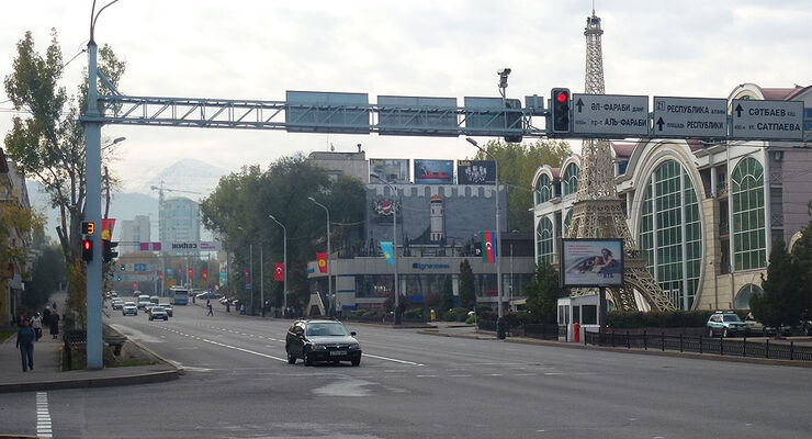 Impressionen Kasachstan