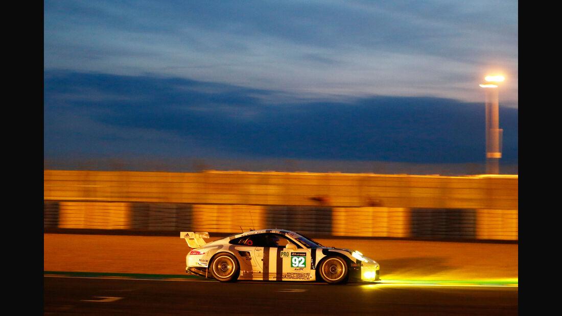 Impressionen - Manthey Racing - Porsche 911 RSR - 24h-Rennen Le Mans 2015 - Mittwoch - 11.6.2015