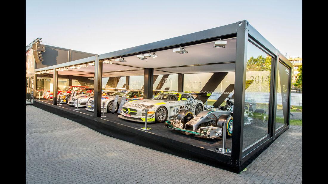 Impressionen - Mercedes - 24h-Rennen Nürburgring 2017