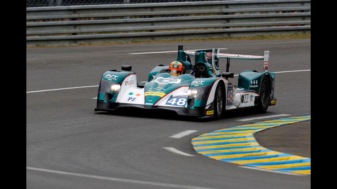 Impressionen - Murphy Prototypes - Oreca 03R - Nissan - 24h-Rennen Le Mans 2015 - Mittwoch - 11.6.2015
