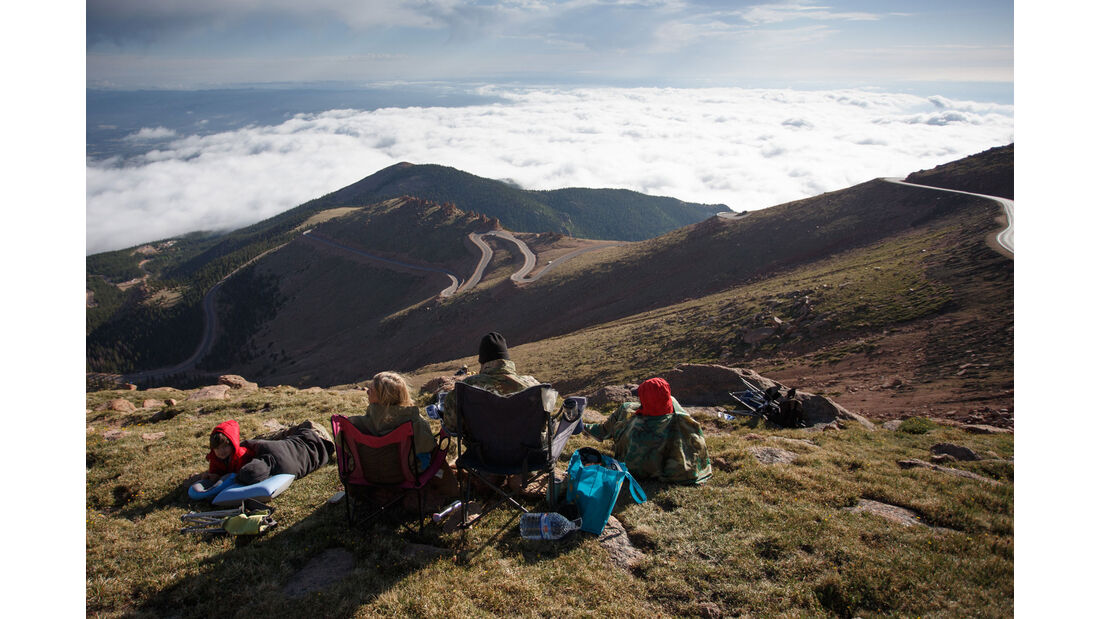 Impressionen - Pikes Peak 2018 - Bergrennen