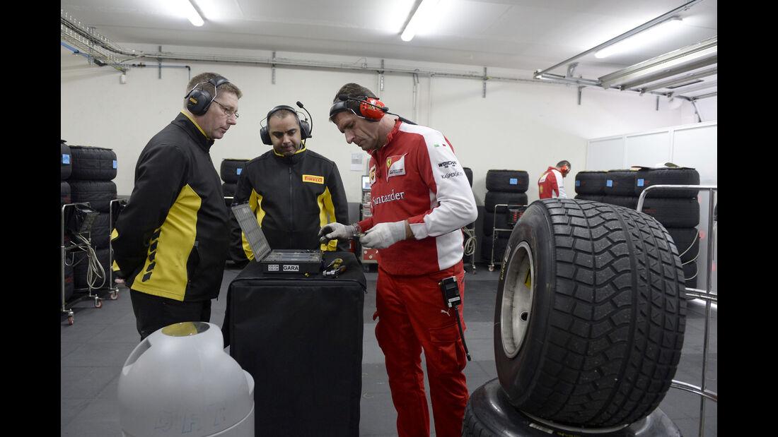 Impressionen - Pirelli Regenreifen-Test - Paul Ricard - 26. Januar 2016