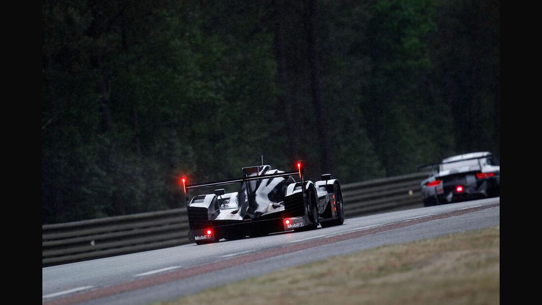 Impressionen - Porsche 919 Hybrid - 24h-Rennen Le Mans 2015 - Mittwoch - 11.6.2015